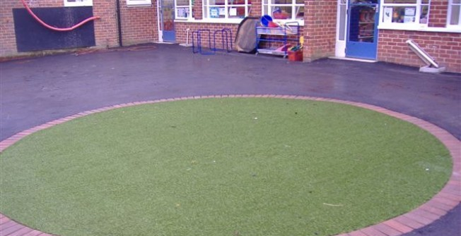 Synthetic Grass Suppliers in Horton Heath