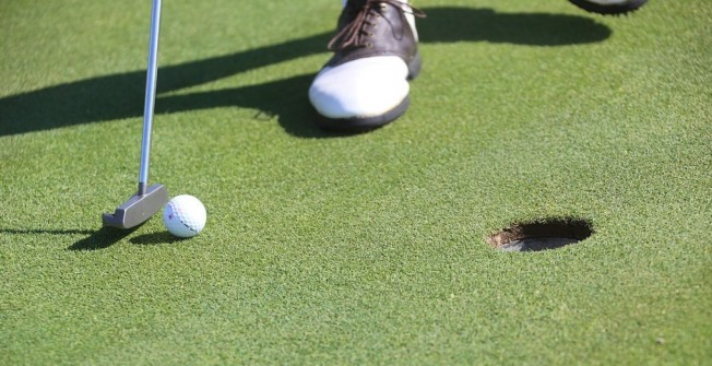 Artificial Putting Greens in Duffstown