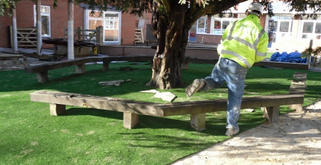 Suppliers of Artificial Turf in Ash